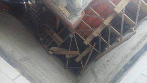 Лестницы из Бетона | Заливка Бетонных Маршей. Обустройство бетонной лестницы в готовом доме